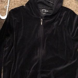 Women's Black Made for Life XL Zip-Up Jacket